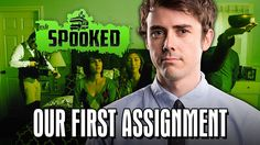 'Spooked', A New Comedy Web Series by Geek and Sundry Featuring a Motley Crew of Ghost Hunters