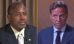 Ben Carson staffer pulls the plug on CNN's Jake Tapper over Muslim comments | Daily Mail Online  How about we talk about real issues and stop trying to demonize Carson for speaking the truth on what ANY potential president needs to do! The F'n world is about to blow up!!!