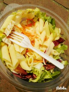 Salade patte food