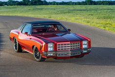 Wild 1977 Pro Touring-Style Chevy Monte Carlo in 2020 ...