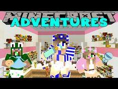 Minecraft-Little Carly Adventures-EVIL LITTLE KELLY SHRINKS US!! w/Little Kelly. - YouTube