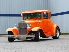 Peter Stanley's 1930 Ford A Coupe | Hotrod Hotline...Re-pin..Brought to you by #CarInsurance #EugeneOregon and #HouseofInsurance