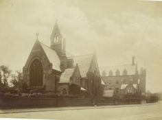 Newsham (orphanage) hospital.Aug 09. - Derelict Places