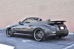 photo 5 Chrysler  Crossfire custom wheels AC 313 19x9.0, ET , tire size 225/35 R19. 19x11.0 ET 265/30 R19