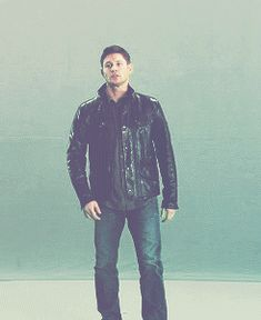 Dorks can be hot : fact ^ - Dean Winchester - Jensen Ackles - Supernatural gif