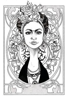 Sarandac: Frida Kahlo