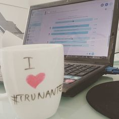 I <3 #Trunantes kawa virtuel avec les animateurs dans 54321 c'est parti