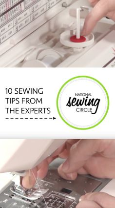 10 Sewing Tips from the Experts - The Sewing Rabbit