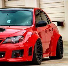 Subaru Impreza Wrx - TunedAndRaceCars