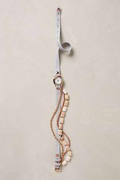 Pink Opal Wrap Watch