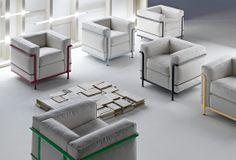 LC2 - Cassina, Le Corbusier