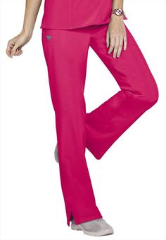 Med Couture Gold by Peaches flare-leg pant.