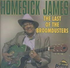 Personnel includes: Homesick James, Ron Thompson. Personnel: Homesick James Williamson (vocals, guitar); Ron Thompson (guitar, organ); Chris Millar (drums). Liner Note Author: Chris Millar. Recording