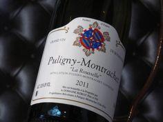 """Puligny-Montrachet """"La Rousselle"""" 2011. Domaine Bzikot. Vin blanc de Bourgogne…"""