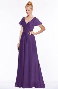 b01a5ee358 ColsBM Alice - Dark Purple Bridesmaid Dresses