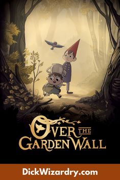 Watch Over the Garden Wall Watch Movies and TV Series Stream Online Illustrations, Illustration Art, Cn Fanart, Wall Watch, Over The Garden Wall, Classic Movie Stars, Halloween Season, Hd Movies, Wall Wallpaper