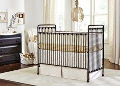 Baby's Dream Willa Metal Crib