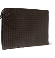 Bottega Veneta Intrecciato Leather Pouch | MR PORTER