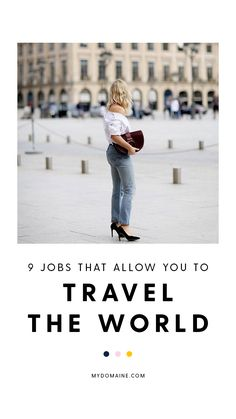 Jobs that let you travel