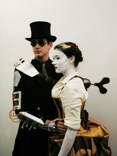Doll Costume Ideas | Steampunk Costume Ideas - 30 Creative DIY Steampunk Costumes