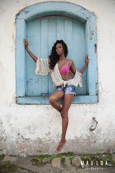 Book sensual com a miss Elisa, realizado em Santo Antônio de Lisboa - Florianópolis