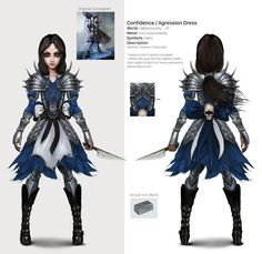 Here is all the concept art for Alice's new dresses aside from her original blue and the inferno which is on a earlier post . Alice In Wonderland Aesthetic, Dark Alice In Wonderland, Alice In Wonderland Drawings, Adventures In Wonderland, Alice Liddell, Alice Madness Returns, Lewis Carroll, Character Concept, Character Design