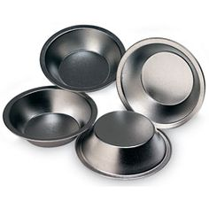 Mini Pie Pan Set ~ Pie Pans