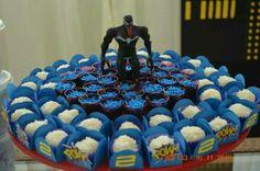 Festa homem aranha spider men super herois