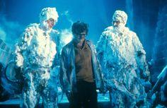 Harold Ramis, Rick Moranis & Dan Aykroyd in #Ghostbusters (1984).