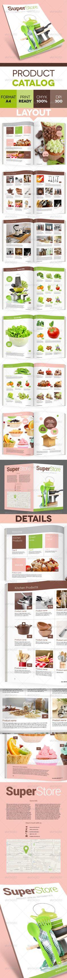 *J* - Modern Product Catalog - Catalogs Brochures