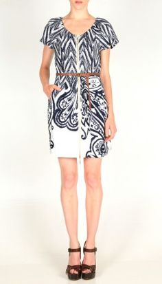 Blue & white Tibi...  on sale and outta my size or anything even close to it!