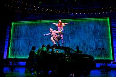 'Hands on a Hardbody,' at the Brooks Atkinson Theater - NYTimes.com  My brother on the truck