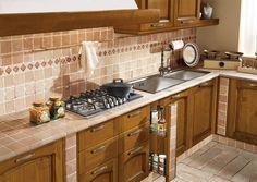 Il ritorno delle cucine in muratura – Foto Bogor, Malang, Design Set, Kitchen Cabinets, Kitchen Appliances, Concrete Kitchen, American Houses, Kitchen Sets, Surabaya