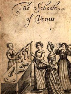 Livro sobre sexualidade de 1680 é resgatado.