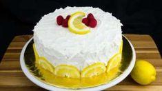 Lemon Cake Recipe: Cookies Cupcakes and Cardio How-to Video Lemon Cake Cookies, Cookies Cupcakes And Cardio, Cupcake Cookies, Cake Mix Recipes, Baking Recipes, Dessert Recipes, Desserts, Vegan Lemon Cake, Dessert Bread