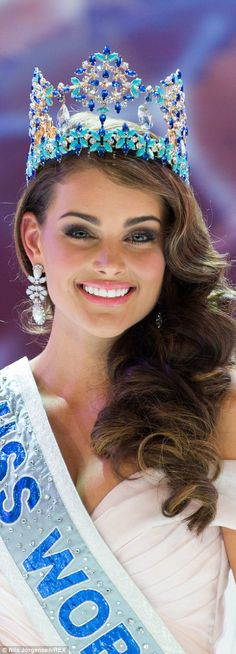Congratulations Miss World 2014 Rolene Strauss | African Beauty | Miss South Africa | Miss World