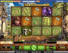 Jogar caça-níquel Jack and the Beanstalk valendo dinheiro