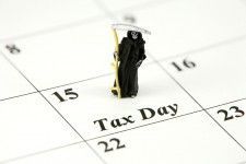 2 Things are Certain: Death and Taxes – Part I of II