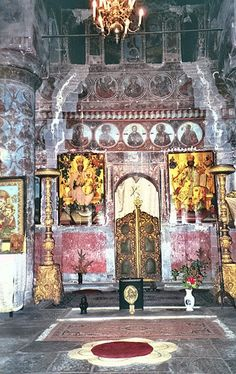 The tomb of Vlad the Impaler