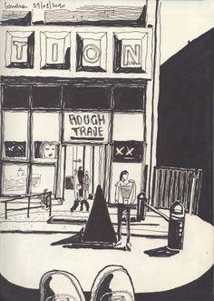 Londra, Bric Lane, Rough Trade