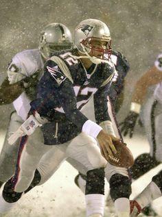 Snow Bowl 10th Anniversary: Patriots vs. Raiders