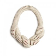 Howkapow Eleanor Bolton Twisted Coiled Necklace