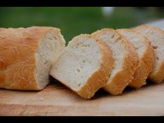 homemade french bread without yeast -Bread is a staple food prepared from a dough of flour and water, usually by baking (Also read: How to Make Brown Bread a. Homemade Bread Without Yeast, Homemade French Bread, Breakfast Bread Recipes, Yeast Bread Recipes, Dough Starter Recipe, Sourdough Bread Starter, Bread Shop, Zuchinni Recipes, Vegan Banana Bread