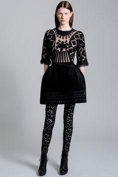 Sfilata Malandrino New York - Collezioni Autunno Inverno 2013-14 - Vogue