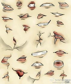 Mouth Practice by - Best Picture For dessin croquis anim Sketches, Art Reference Poses, Drawings, Art Drawings Sketches, Drawing Sketches, Art, Anime Drawings Tutorials, Lips Drawing, Art Tutorials