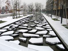 Roombeek the Brook by Buro Sant en Co Landscape Architecture