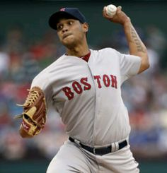 Eduardo Rodriguez with an impressive M.L. debut 7 2/3 shut out ball and 7 K's.