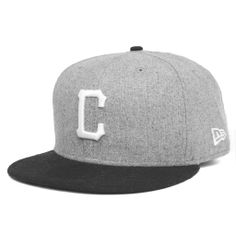 Block C - Woven Fitted Cap