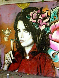 FLOW (TWE) * France * * Penelope Cruz ~ portrait