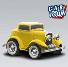 ¡Vuelve el Ford Deuce Highboy! ¡El stock de este pedazo requintado de la historia automotriz es limitado, entonces agarra el tuyo mientras puede! 21/03/2013